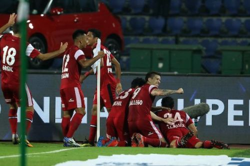 Bengaluru FC vs NorthEast United - First Leg
