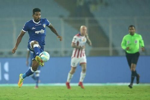 Dhanpal Ganesh missed the 2018-19 ISL season with a knee injury