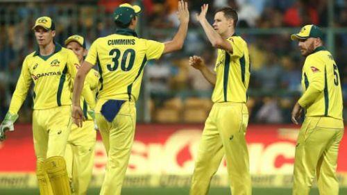 Australia aim to level honours in the second ODI.