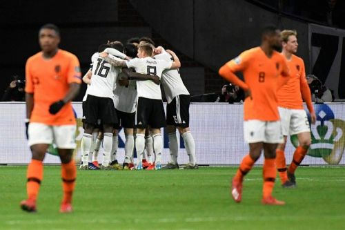 Germany has made a huge statement by reigning supreme against the Netherlands at the Johan Cruyff Arena.