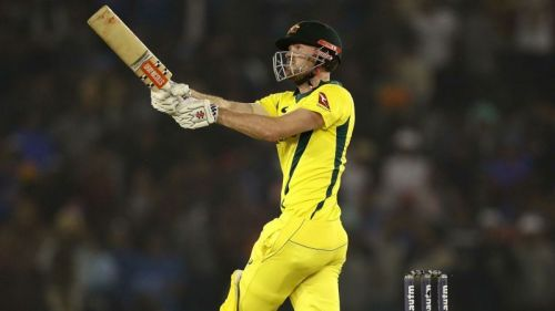 What an onslaught from Turner in the 3rd ODI