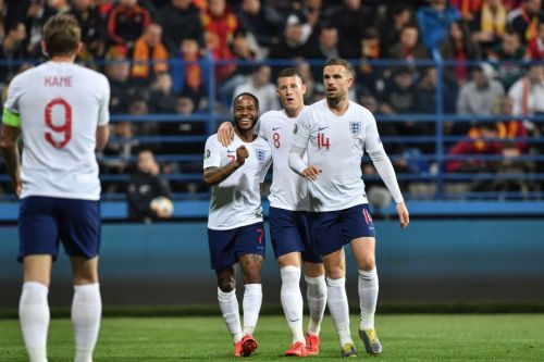 Image result for montenegro 1-5 england