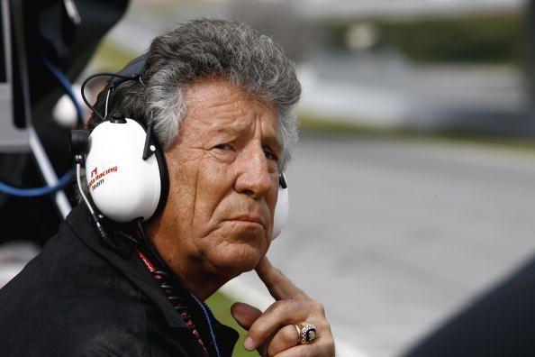 Mario Andretti is a motorsport legend and an F1 world champion.