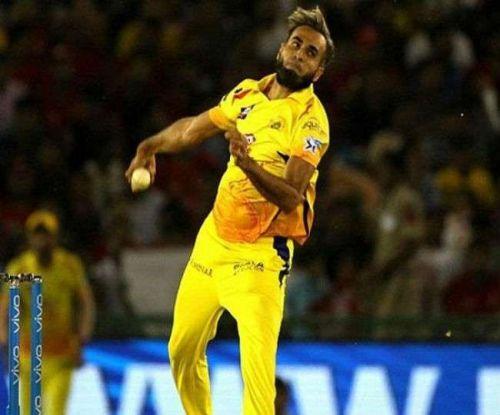 Imran Tahir: purple cap hodler after frist round of IPL 2019