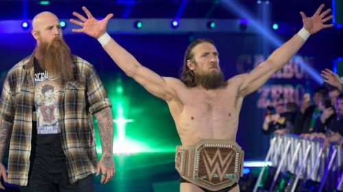 Daniel Bryan and his intellectual peer 'Rowan' are a force to reckon with