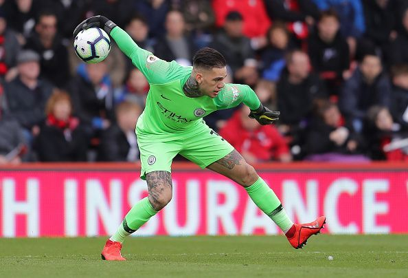 Ederson has been brilliant for Manchester City again this season