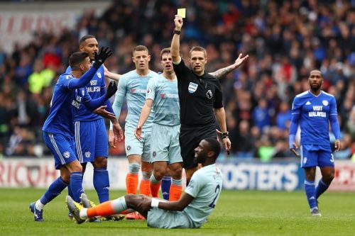 Cardiff City v Chelsea FC - Premier League