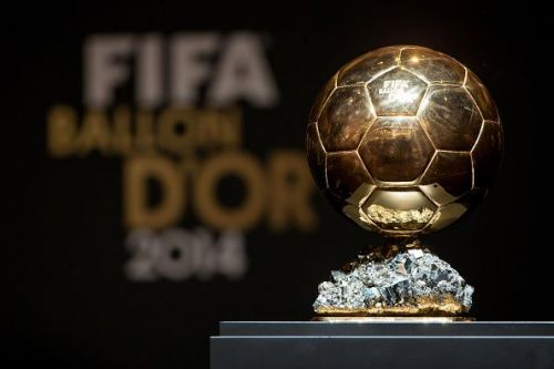 The highly coveted Ballon d'Or accolade