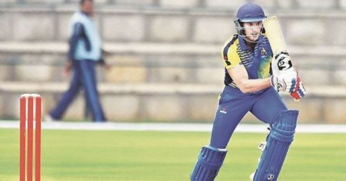 Karnataka won the Syed Mushtaq Ali T20 trophy on Thursday