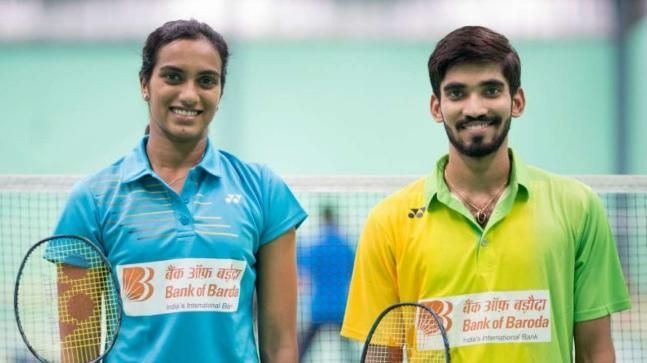 Kidambi Srikanth and PV Sindhu move into the quarterfinals of India Open 2019 caption