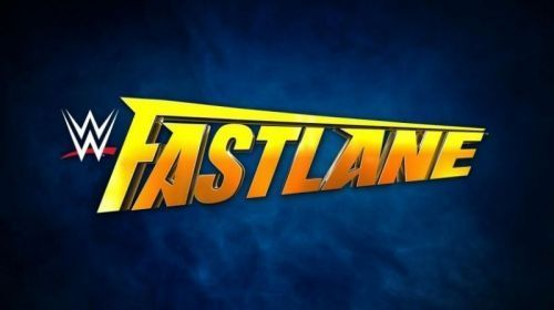 WWE Fastlane is just one week away.