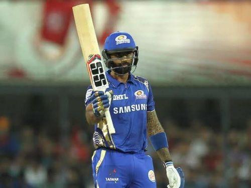 Suryakumar Yadav was the leading run scorer for Mumbai Indians in IPL 2018