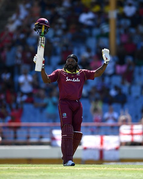 Chris Gayle's 424 runs and 39 sixes defined his last ODI series in the West Indies.