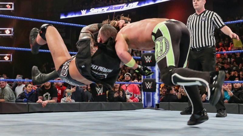 We might see Randy Orton hit yet another RKO on his WrestleMania opponent- AJ Styles