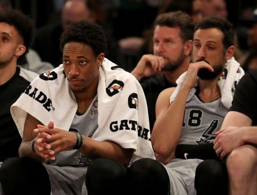 The San Antonio Spurs could see a number of outgoings this summer