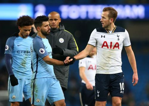 Tottenham Hotspur and Manchester City will face each other in the Champions League quarterfinals