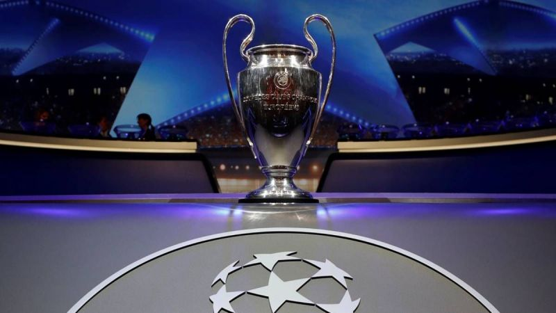 Only eight teams remain in the Champions League