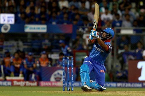 Rishabh Pant reached his half-century in just 18 balls (Source: BCCI)