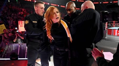 Becky Lynch is back!