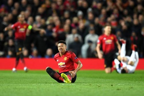 United's injury list has piled up