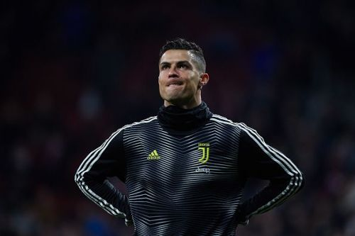 Club Atletico de Madrid v Juventus - UEFA Champions League Round of 16: First Leg