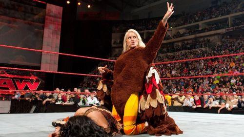 WWE had quite a few stupid gimmicks
