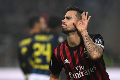 Suso has been one of Milan's best player this season