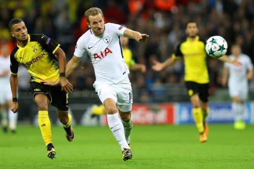 Harry Kane will play a major role for the Spurs in the second leg