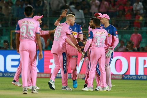 Rajasthan Royals (Source - ipl20.com)