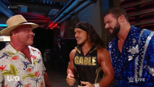 Bobby Roode is now a part of Glorious Gable