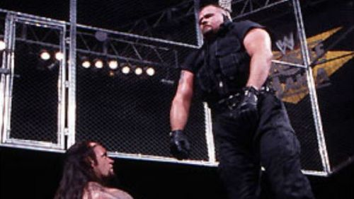 The Undertaker hanging The Big Boss Man came across poorly.