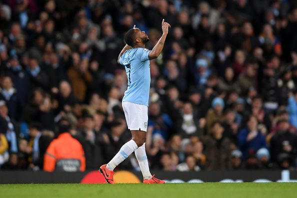 Another productive showing for Raheem as City flex their creative muscles
