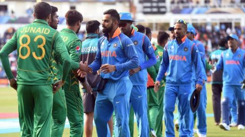 India vs Pakistan is always a thriller to watch