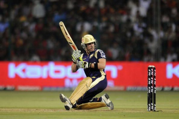 Brendon McCullum played this innings in the 1st match of the IPL
