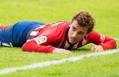 Barcelona fans don't want the Atletico Madrid sharpshooter in at Camp Nou.