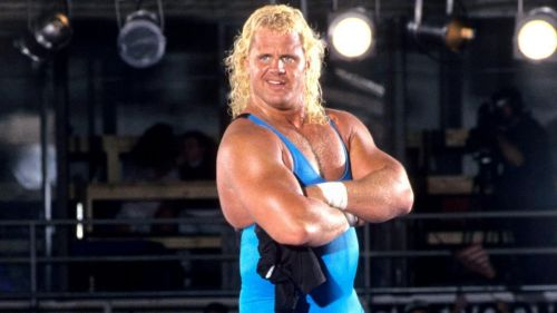 All-time greats Mr. Perfect and Owen Hart were an afterthought and only got five minutes for a totally forgettable match.