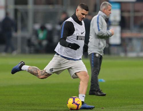 Icardi's future at Inter Milan is uncertain