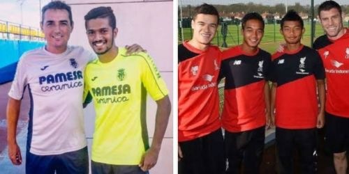 Lallianzuala Chhangte, Mandar Rao Dessai, and Jerry Mawihmingthanga are just some lucky Indian footballers who got the opportunity to train abroad