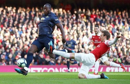 Romelu Lukaku has been in terrific form for Manchester United recently