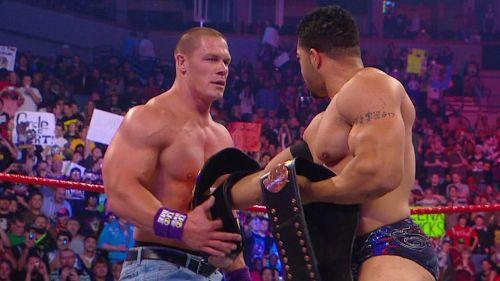 Cena and Otunga