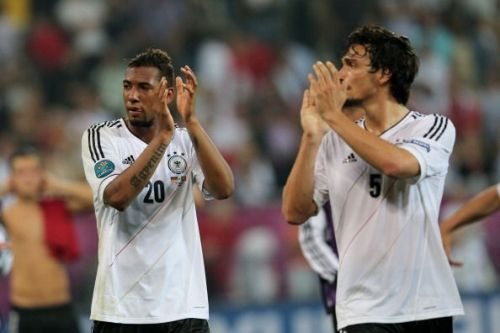 Hummels and Boateng have both lost their place in the German team.