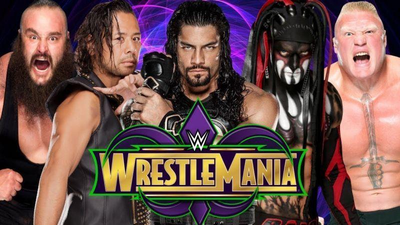 WrestleMania: The Show of Immortals