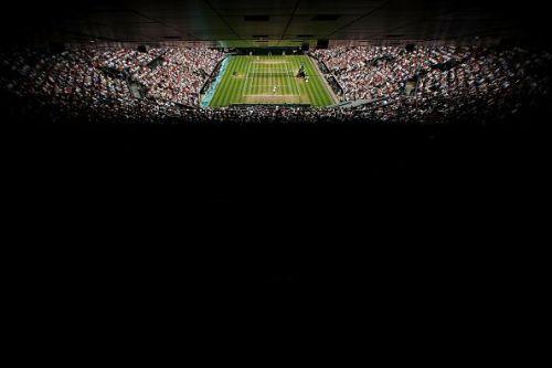 Wimbledon 2018 Wimbledon Lawn Tennis Championship Masters Tennis - Day Five