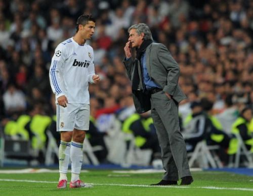 Jose Mourinho has said Cristiano Ronaldo and Lionel Messi aren't the MVPs of football right now.