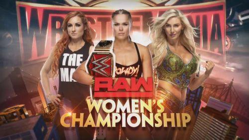 Possible WrestleMania 35 Main-event?