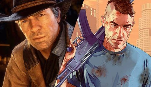 Red Dead Online and Gta Online