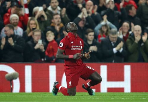 Mane has been in blistering form of late