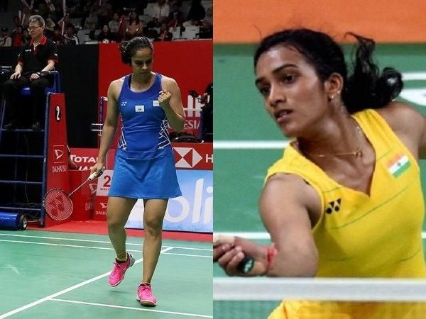 Saina Nehwal moves into the 2nd round while PV Sindhu crash out in the first round
