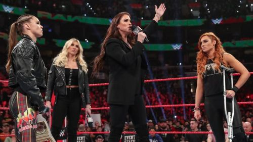 Could another major stipulation be added to women's main event match at WrestleMania 35?
