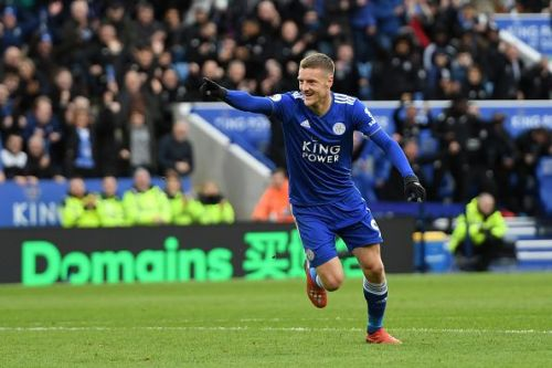Leicester's goal-machine, Jamie